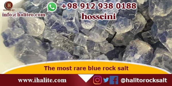 blue salt stone