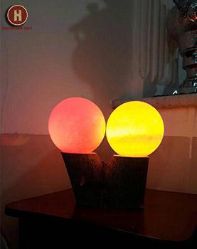 decor salt lamp