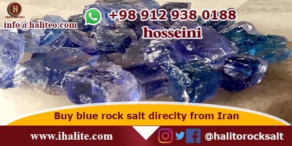 blue salt grade A
