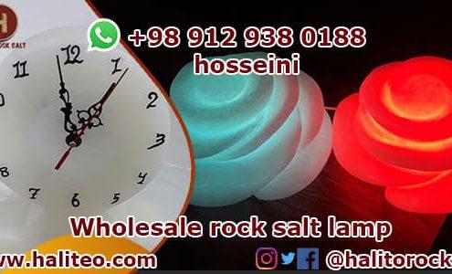 rock salt decor