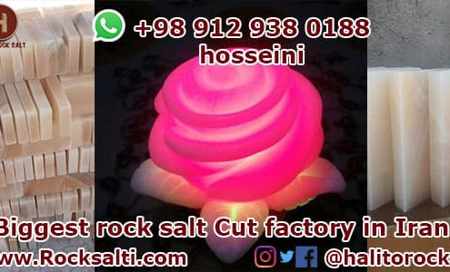 cut rock salt