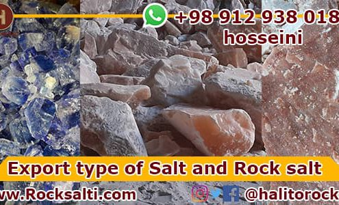 rock salt in Iran