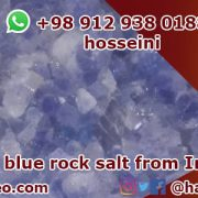 Blue salt persian