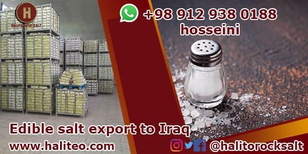 wholesale edible salt